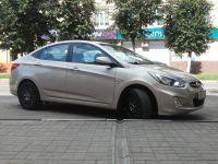 Hyundai Solaris, 2012 г. в городе Брянск