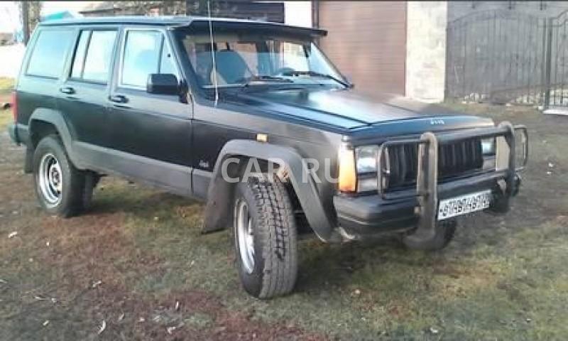 Jeep Cherokee, Белово