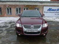 Volkswagen Touareg, 2009 г. в городе Челябинск