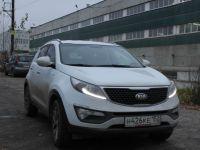 Kia Sportage, 2014 г. в городе Нижний Новгород