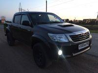 Toyota Hilux, 2014 г. в городе Уфа