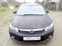Honda Civic, 2012 г. в городе Москва
