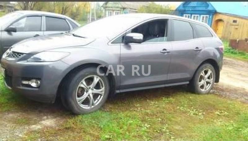 Mazda CX-7, Алатырь