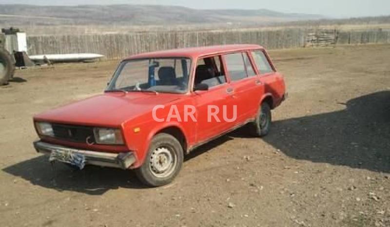 Lada 2104, Агинское