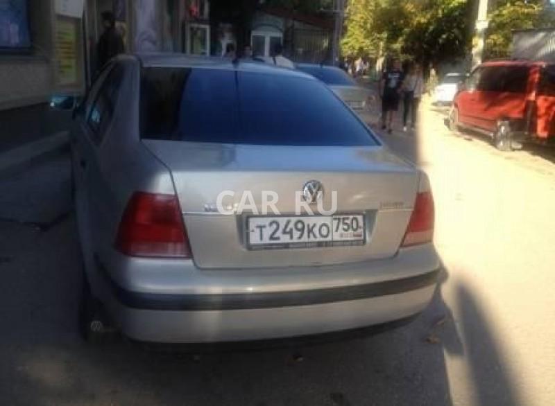 Volkswagen Bora, Бахчисарай