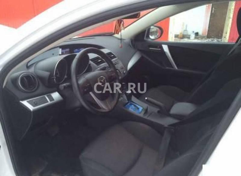 Mazda 3, Балашов