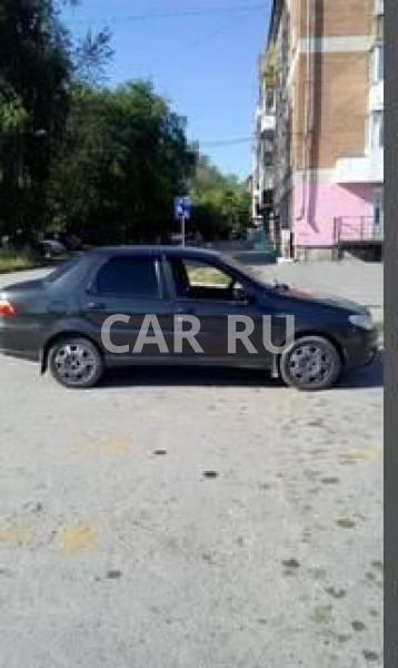 Fiat Albea, Асбест