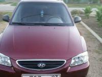 Hyundai Accent, 2007 г. в городе Павловская
