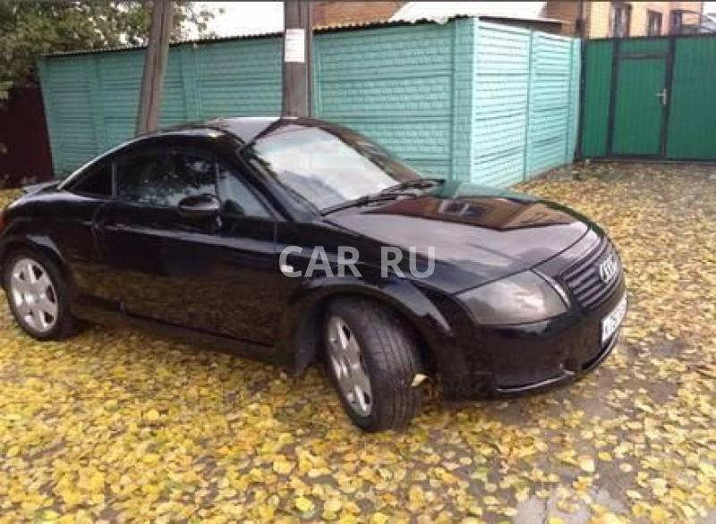 Audi TT, Абакан