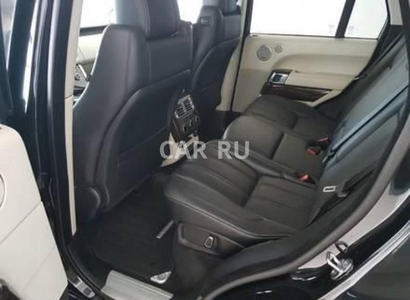 Land Rover Range Rover, Азов