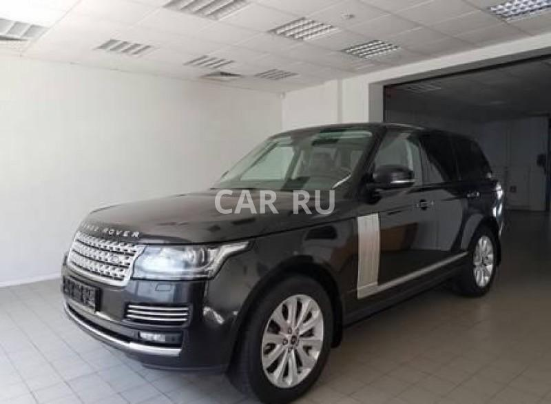 Land Rover Range Rover, Азов
