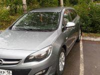 Opel Astra, 2014 г. в городе Ижевск