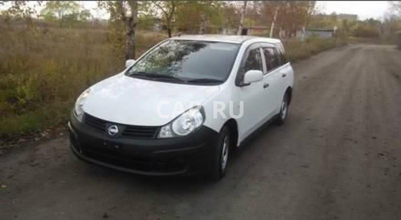 Nissan AD, Белогорск