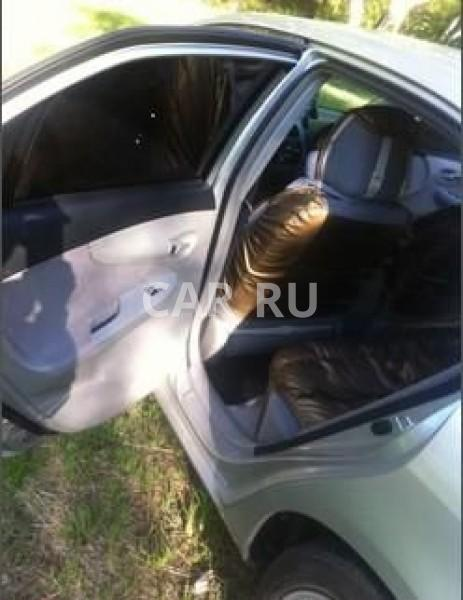 Toyota Corolla Axio, Ангарск