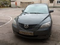 Mazda 3, 2006 г. в городе Великий Новгород
