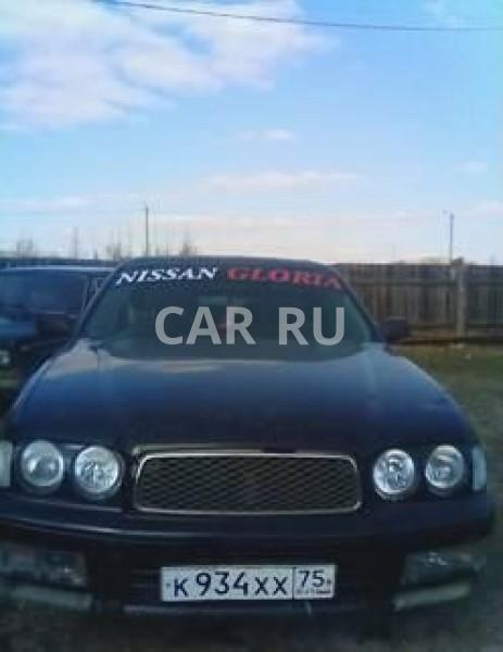 Nissan Gloria, Агинское