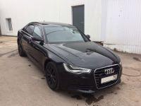 Audi A6, 2012 г. в городе Самара