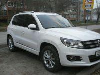 Volkswagen Tiguan, 2012 г. в городе Камышлов
