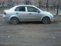 Chevrolet Aveo, 2007 г. в городе Орск