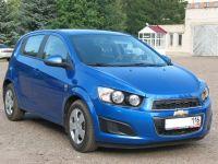 Chevrolet Aveo, 2012 г. в городе Казань