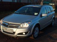 Opel Astra, 2008 г. в городе Кинешма