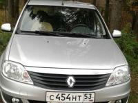 Renault Logan, 2011 г. в городе Пестово