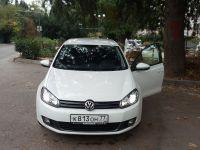 Volkswagen Golf, 2012 г. в городе Крым