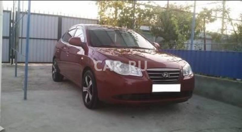 Hyundai Elantra, Армянск
