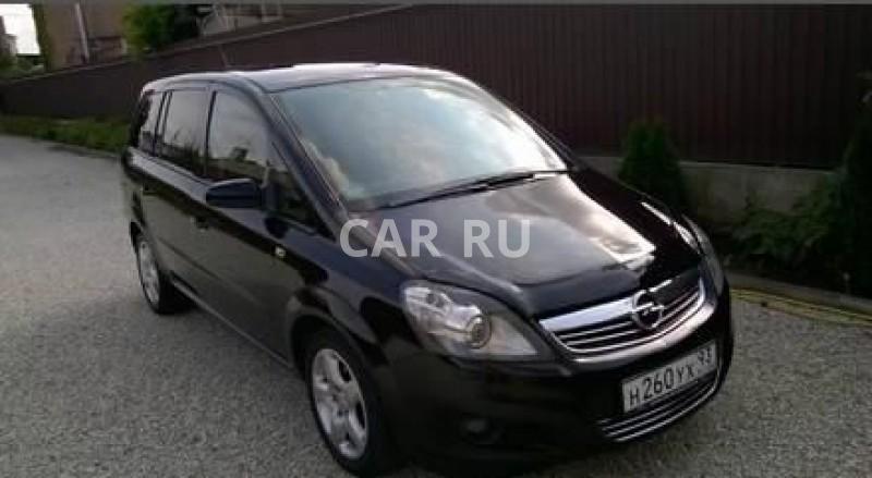 Opel Zafira Family, Анапа
