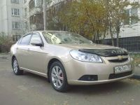Chevrolet Epica, 2011 г. в городе Москва