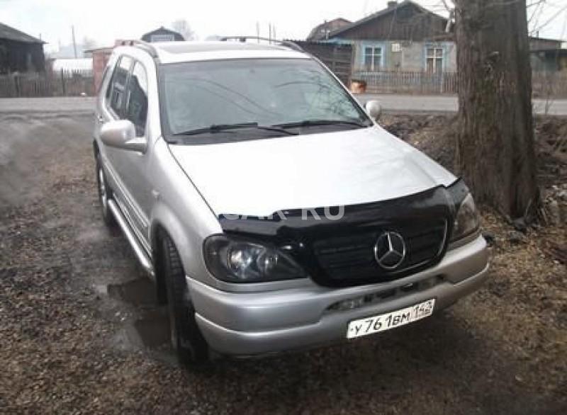 Mercedes M-Class, Анжеро-Судженск