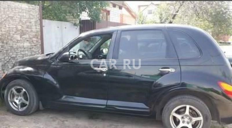 Chrysler PT Cruiser, Белгород