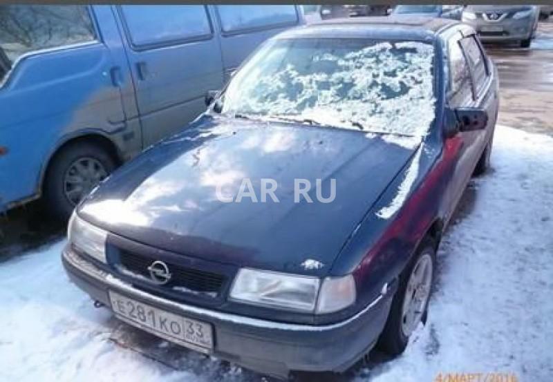 Opel Vectra, Александров