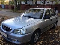 Hyundai Accent, 2009 г. в городе Ярославль
