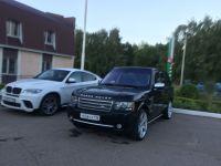 Land Rover Range Rover, 2011 г. в городе Альметьевск