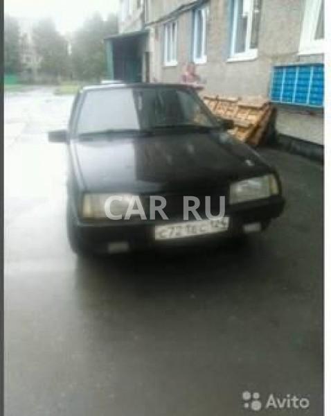 Lada 2108, Ачинск