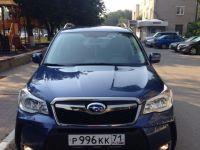 Subaru Forester, 2013 г. в городе Тула