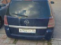 Opel Zafira Family, 2007 г. в городе Череповец