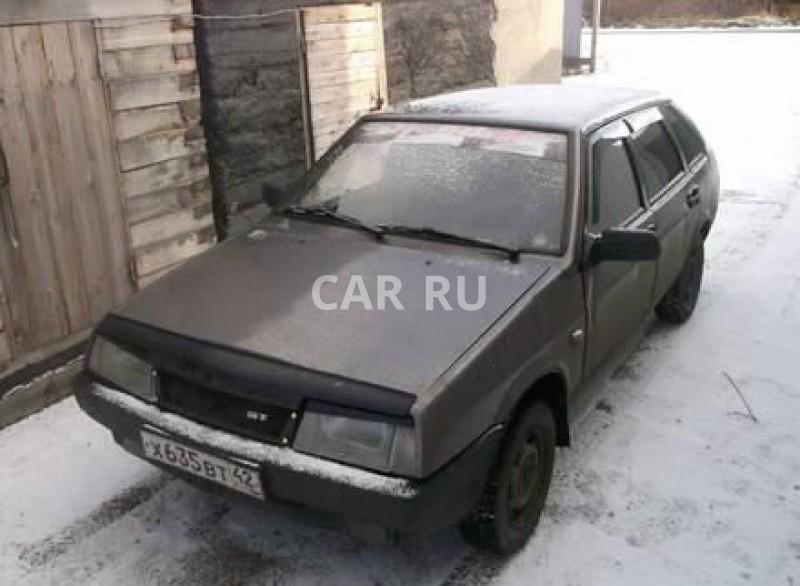 Лада 2109, Анжеро-Судженск