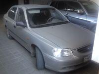 Hyundai Accent, 2008 г. в городе Ростов-на-Дону