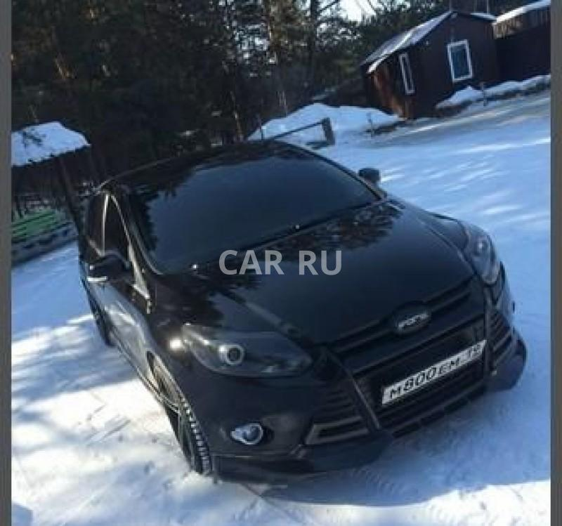 Ford Focus, Абакан