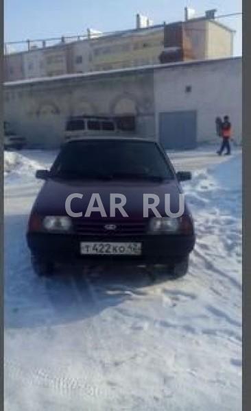 Lada 21099, Анжеро-Судженск