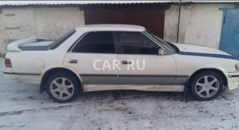 Toyota Chaser, Барнаул