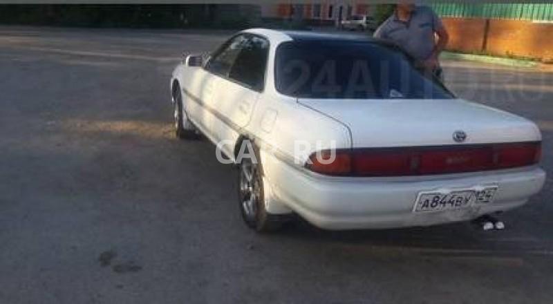 Toyota Corona Exiv, Ачинск