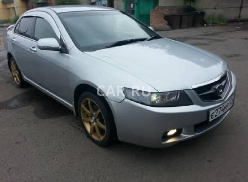 Honda Accord, Абакан