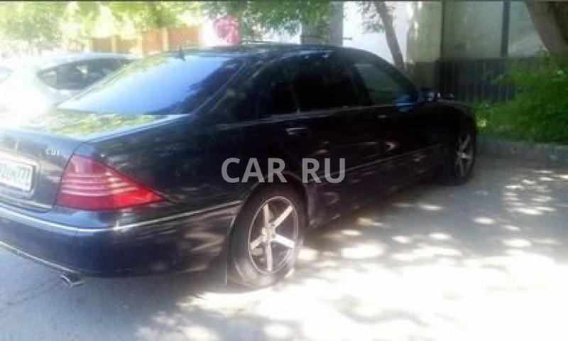 Mercedes S-Class, Бахчисарай