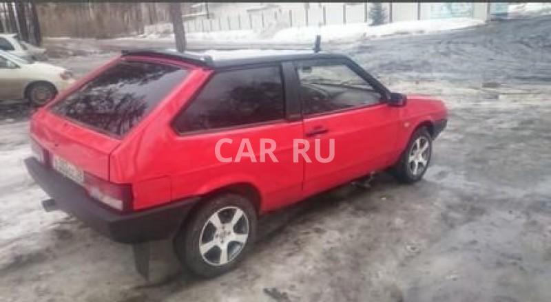 Lada 2108, Ангарск