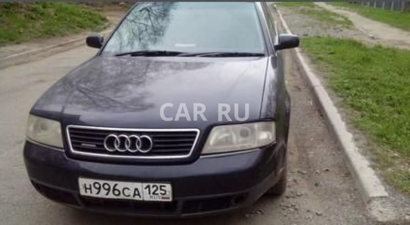 Audi A6, Артём