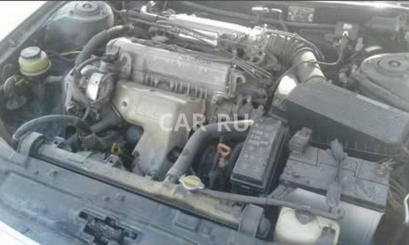 Toyota Camry, Баган
