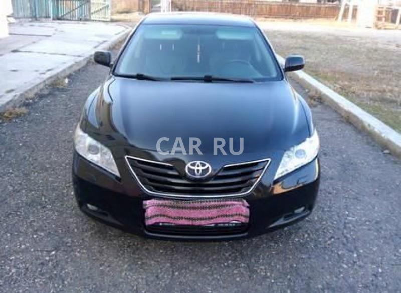 Toyota Camry, Агинское